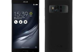 أسوس Zenfone AR ثاني هاتف ذكي يدعم مشروع تانغوا