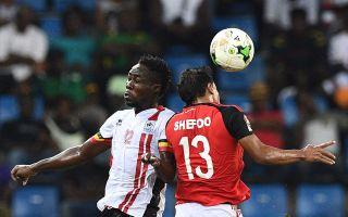 عبد الشافي يغيب عن الفراعنة أمام غانا