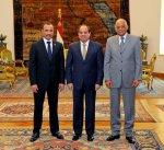"""الرئيس المصري: لن ننسى مواقف سمو الأمير """"المقدرة"""" تجاه مصر"""