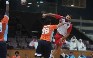 الكويت يفوز على كاظمة في الدوري الممتاز لكرة اليد