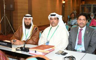 """الشعبة البرلمانية تشارك في مؤتمر الاتحاد البرلماني الدولي بـ """"دكا"""""""