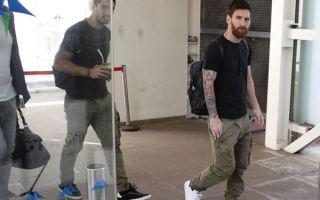 """برشلونة يصل إلى مدريد من أجل """"الكلاسيكو"""""""
