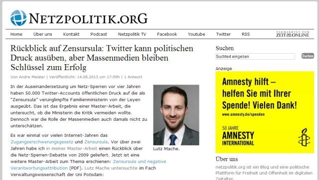 Screenshot Netzpolitik.org