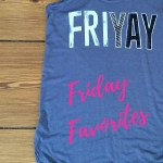 Friday Favorites #63: August 19