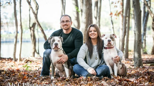 Family Photo Session with Dogs | The Haags