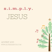 Simply Jesus, Day 11