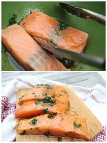 salmon marinade retake