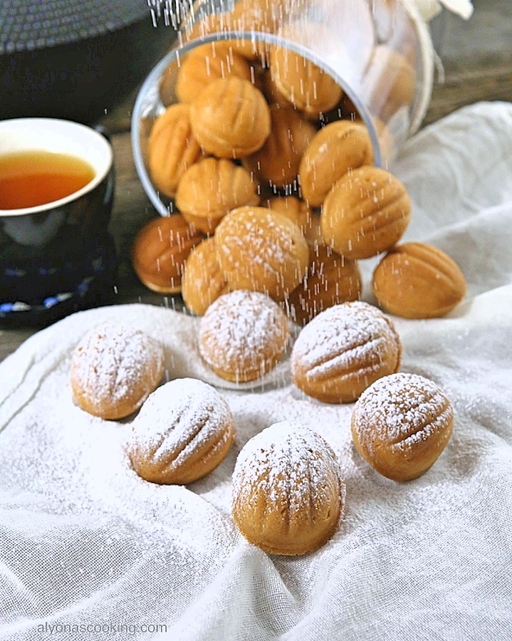 Oreshki Recipe--Walnut Cookies {Орешки}