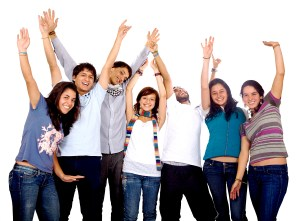 bigstockphoto_Happy_Group_Of_Friends_2134478