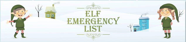 elf emergency list