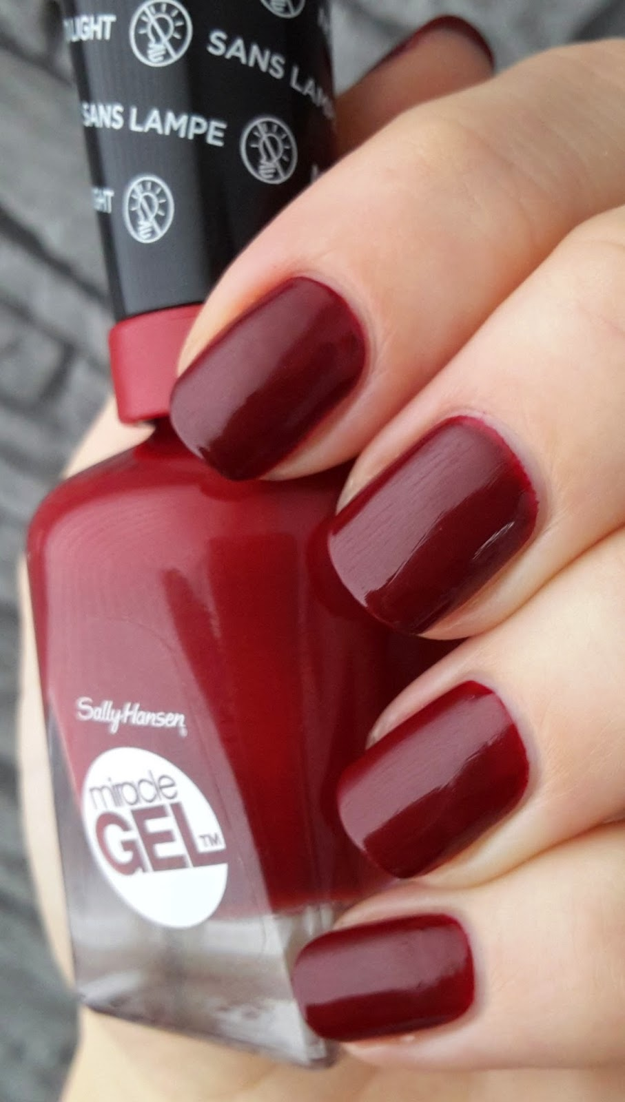 Review: Sally Hansen Miracle Gel – The Wolf + The Wardrobe
