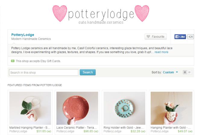 potterylodge