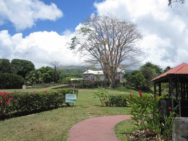 Plantation de la Montagne Pelée, Depaz Estate