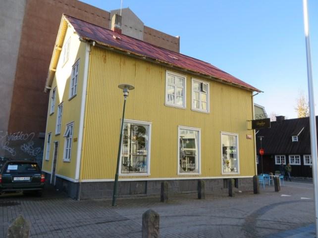 Stofan's Cafe in Reykjavik, Iceland