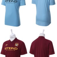 Manchester City, ecco i kit Umbro 2012/13