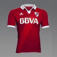 River Plate, rojo y bordó per la terza maglia 2012/13