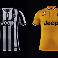 Nuove maglie della Juventus 2013-2014 di Nike