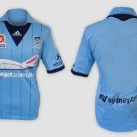 Sydney FC 2013-2014, Del Piero con la nuova maglia skyblue