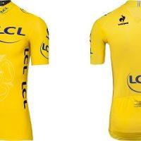 Tour de France 2014, la maglia gialla di Le Coq Sportif