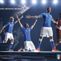 Mondiali Brasile 2014, maglia Italia: presentazione a marzo