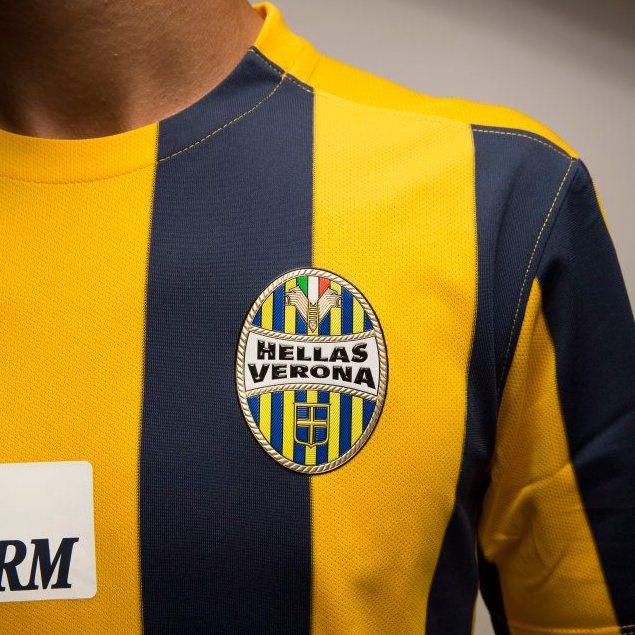Verona home jersey nike 2015 16 for Uniform verona