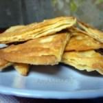 Восточные сладости из готового теста – хворост с начинкой
