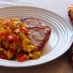 Запеченная свинина по-кубински (острый цитрусовый маринад)