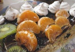 Какой торт приготовить на Новый год или другой праздник своими руками в домашних условиях - рецепты с фото