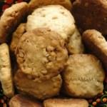 Овсяное печенье с кедровыми орешками