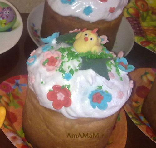 Как делать цветы, листья и фигурки из маршмэллоу