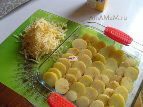 Как готовить гратен из картофеля