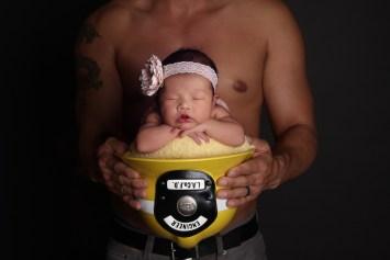 Amanda Skye photography, newborn photography, OC newborn photographer, Orange County newborn photography, dad with newborn photography