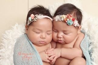Amanda Skye photography, newborn photography, OC newborn photographer, Orange County newborn photography, twin newborn photography, Orange County twin newborn photography