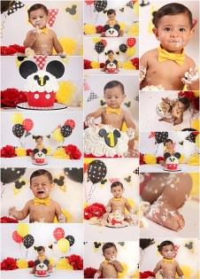 Amanda Skye photography, birthday + cake smash photography, OC newborn photographer, Orange County newborn photography
