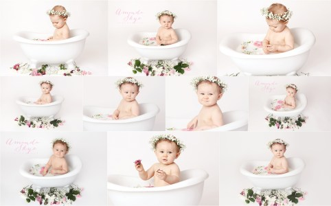 children milk bath, milkbath,baby in milk bath, orange county milk bath, amanda skye photography, Amanda Skye photography, child photography, OC children photographer, Orange County child photography, Orange County Photographer