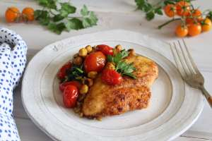 easy dinner, chicken dinner, easy dinner idea
