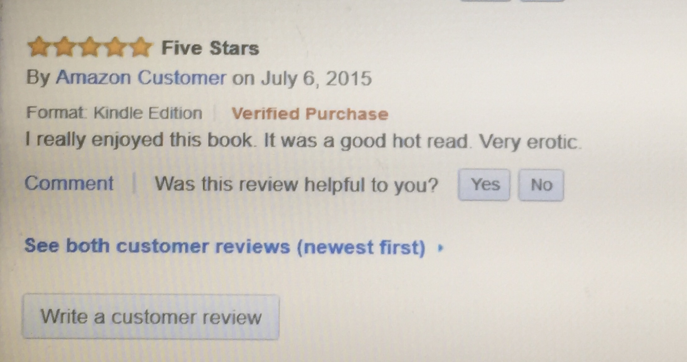 Erotic review newreviews