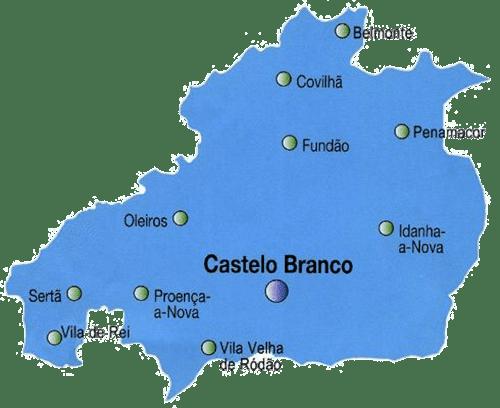 CASTELO BRANCO- PORTUGAL