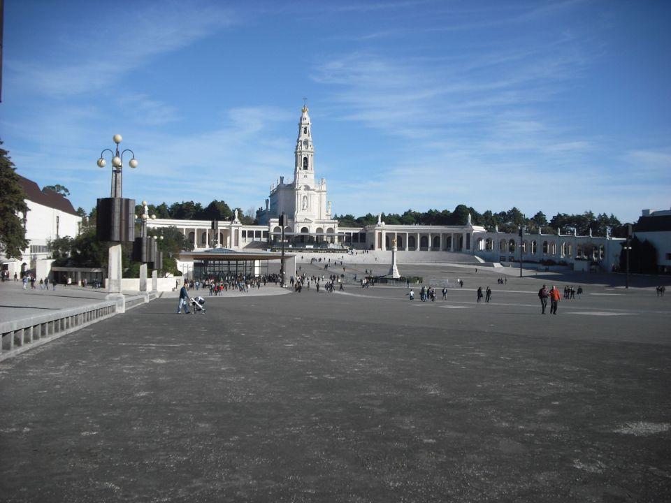 Centro religioso de Portugal