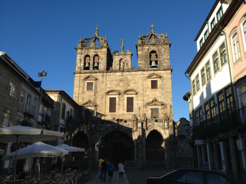 Braga- Norte de Portugal