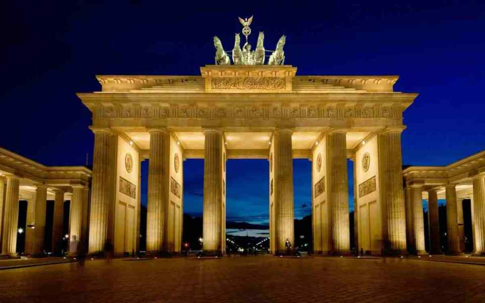 Porta de Brandenburgo
