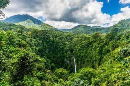 Cascata La Fortuna - Costa Rica