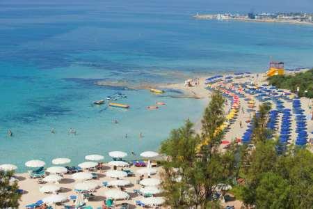 Praias de Chipre
