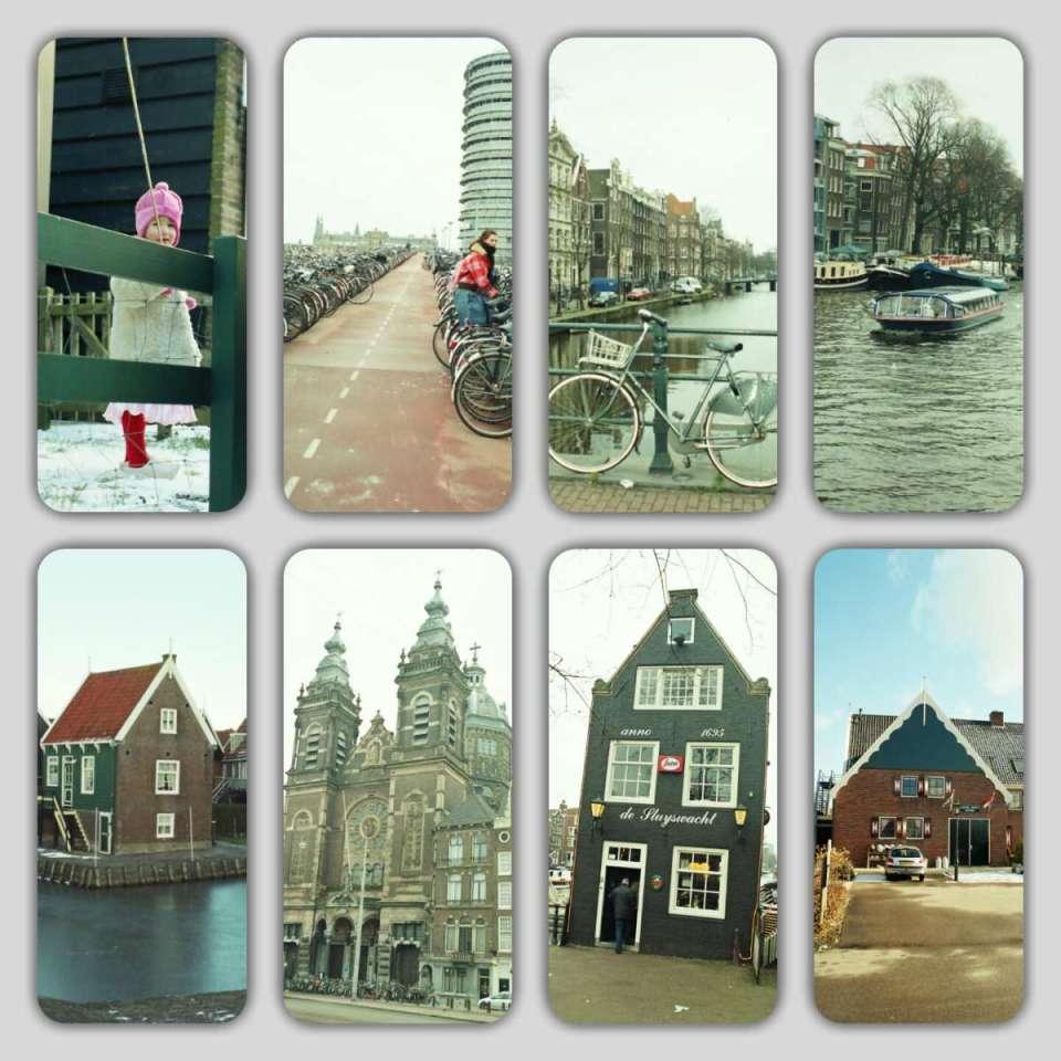 Holanda-Amesterdão&Volendam