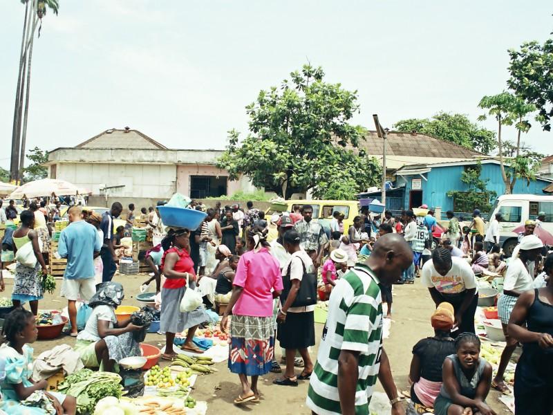 Mercado de São Tomé