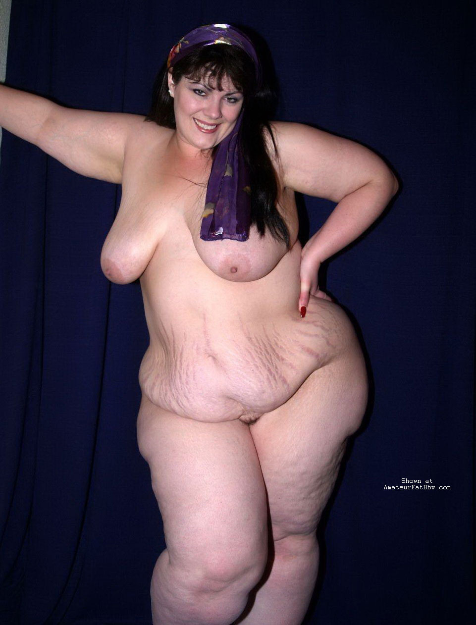 naked fat thick girl
