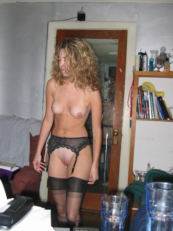 mature amateurs in lingerie