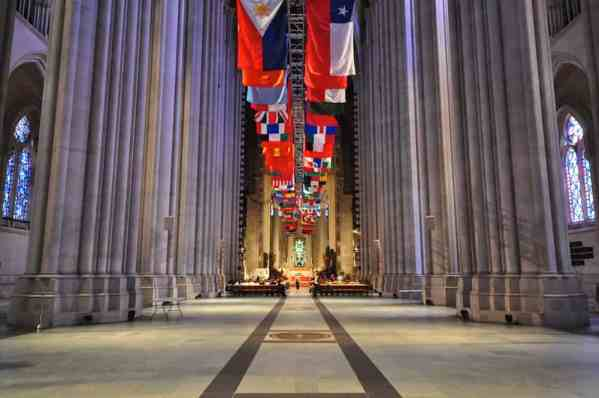 Divine Cathedral - New York City, USA - Photo