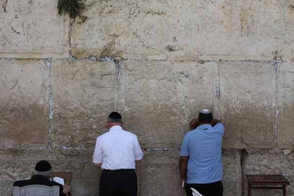 Western wall - Jerusalem, Israel - Photo