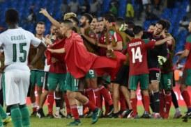 Marokko oefent tegen Burkina Faso voor WK-2018